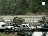 (Август 2008) Российские войска вернулись в Северную Осетию