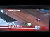 Полицейская Погоня в США