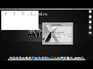 Как создать загрузочную флешку с OS X Mountain Lion 10.8.4 AMD  или intel